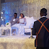 Check out Comedian, Omobaba's wedding ceremony ...photo