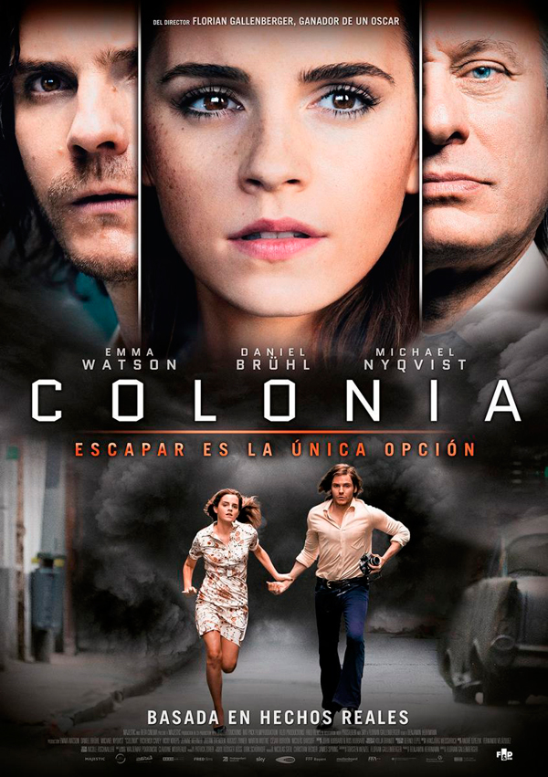 Cartel Colonia