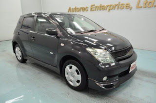 2005/June Toyota IST for Kenya Japanese vehicles to the world