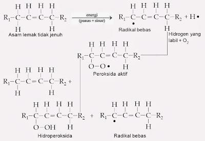 Lemak merupakan materi padat pada suhu kamar Sifat Fisika dan Kimia Lemak, Kimia