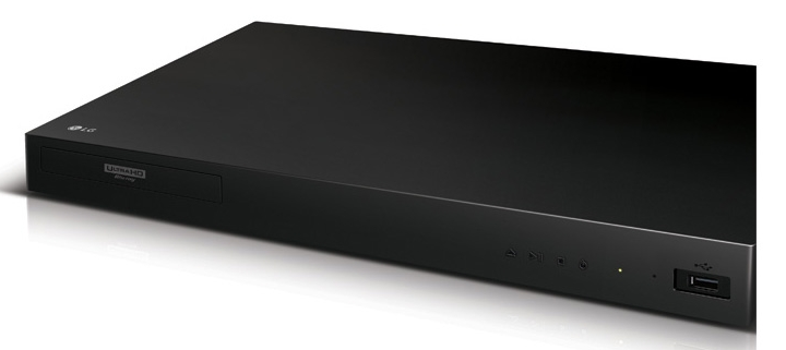Review LG UP870 : Terjangkau, bare-bones 4K HDR Blu-ray player
