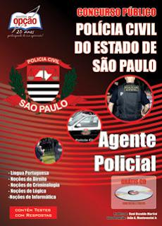 Apostila Policial da Polícia Civil de São Paulo