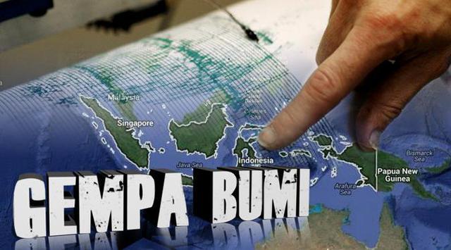 Gempa  Bumi Dengan Kekuatan Magnitudo 6,6 Guncang Maluku dan Dirasakan Sampai NTT