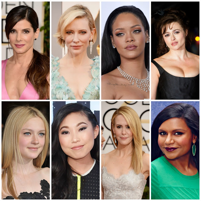 Ocean's Eight cast Rihanna