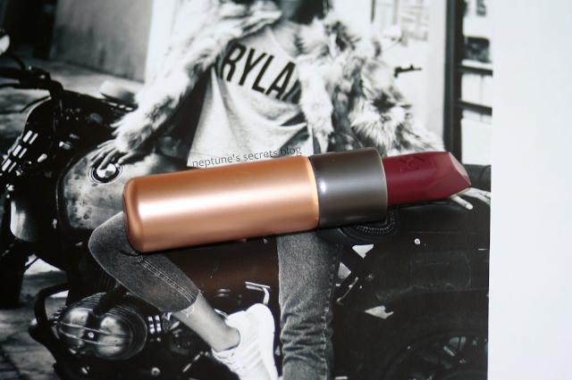 Velvet Passion Matte Lipstick 318 Neptune's Secrets Blog