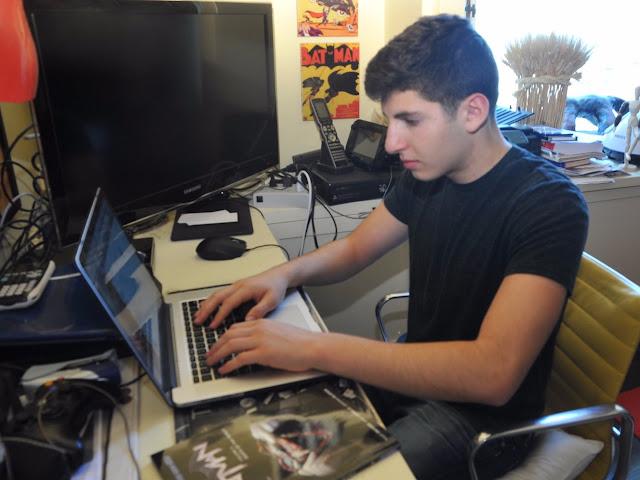 David Eisman ~ Remaja 16 Tahun Yang Sukses Jadi CEO Perusahaan Video Game