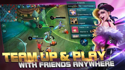 Download Mobile Legends Bang bang v1.1.74.1501 Apk For Android