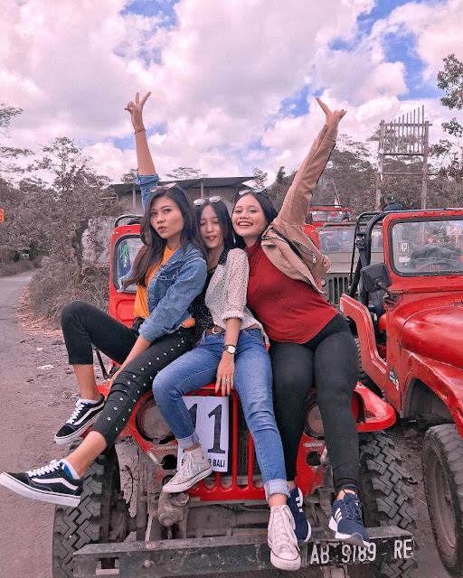 paket wisata jogja jeep lava tour merapi