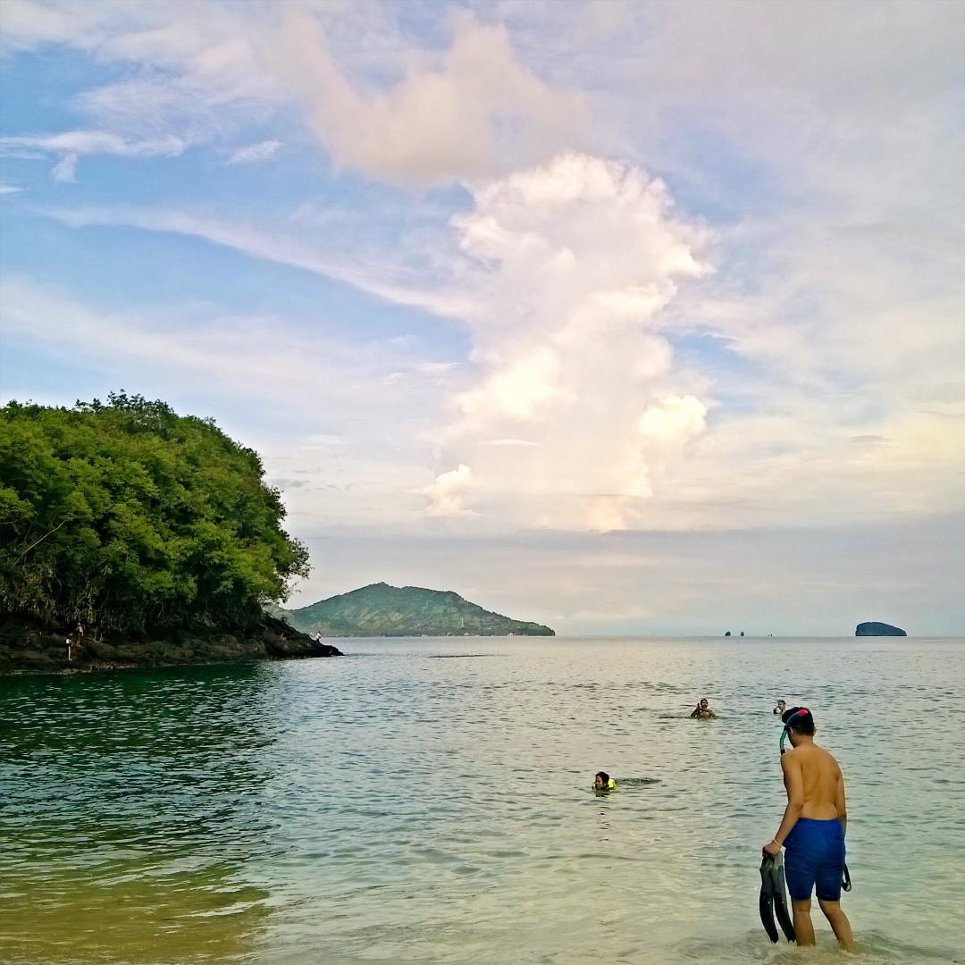 Inilah Tempat Wisata Pantai Pasir Putih Di Bali Timur