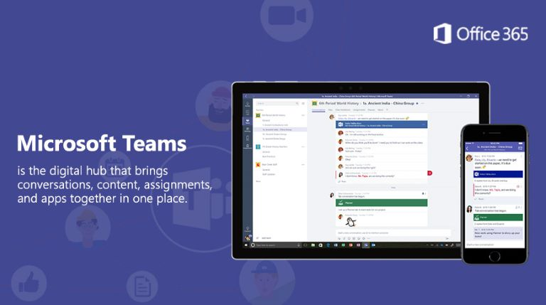 Collaborating in Office 365: What Is Microsoft Teams?