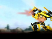 Transformers Games: Flight Of The Bumblebee