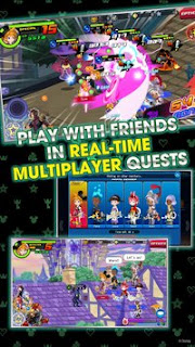 Kingdom Hearts Union X[Cross] v2.0.0 Apk3
