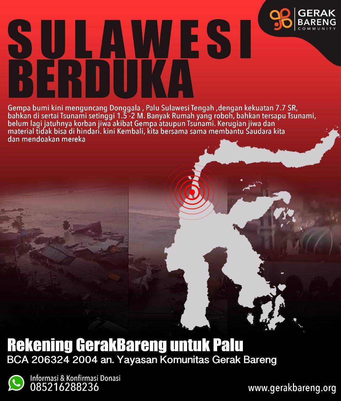 Merawat Lombok, Menjaga Palu