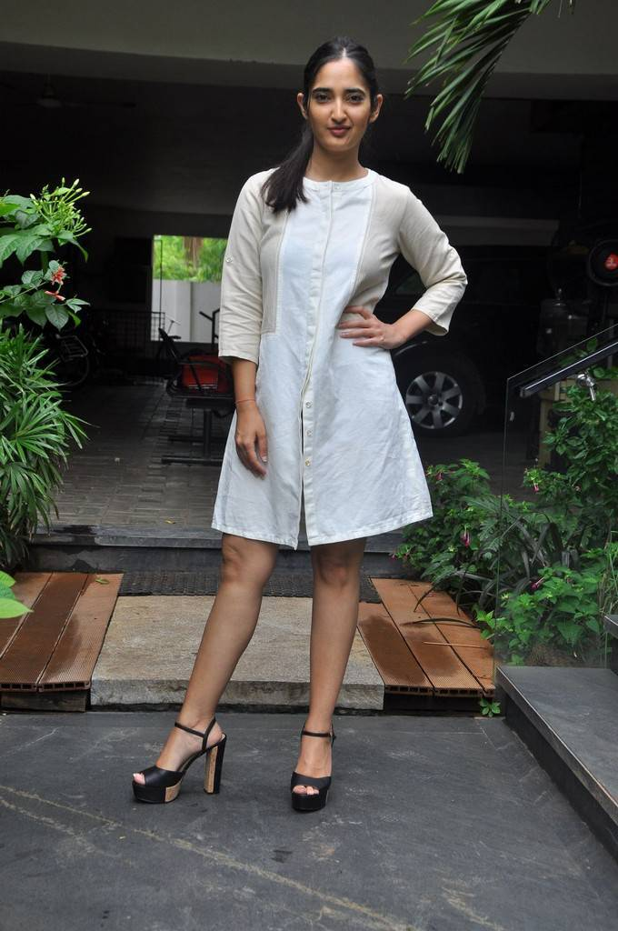 Radhika Mehrotra At Prema Entha Madhuram Priyuraalu Antha Katinam Movie Teaser Launch