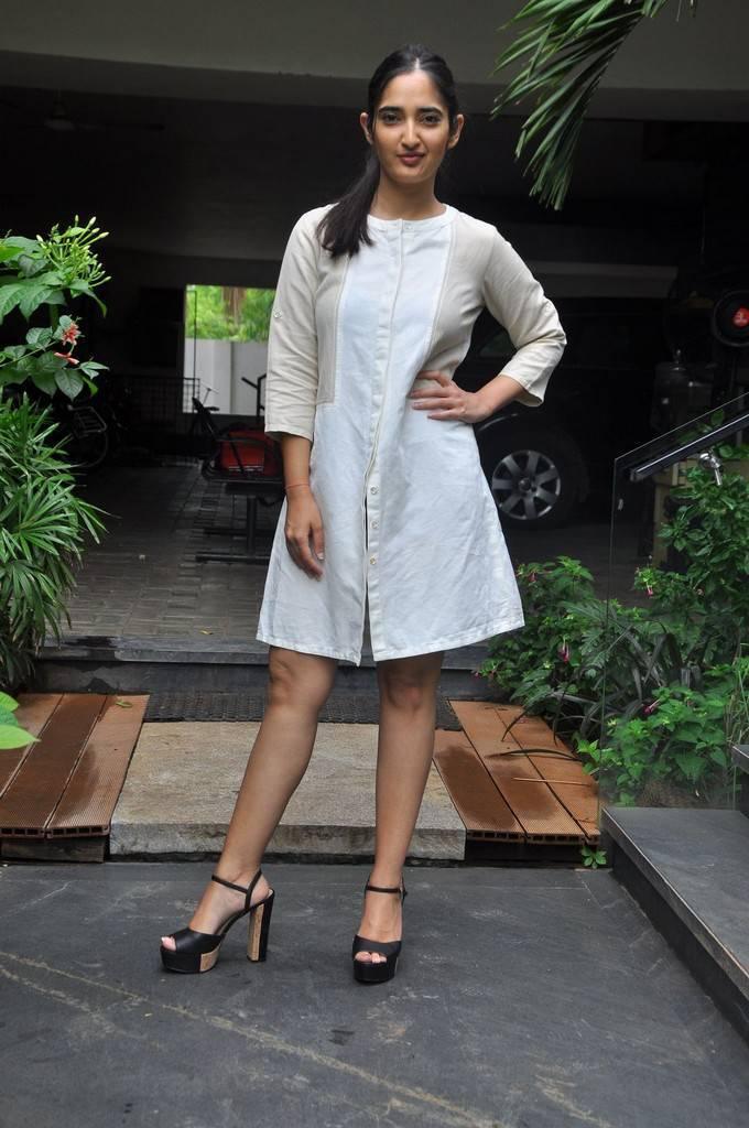 Radhika Mehrotra At Prema Entha Madhuram Priyuraalu Antha Katinam Movie Teaser Launch