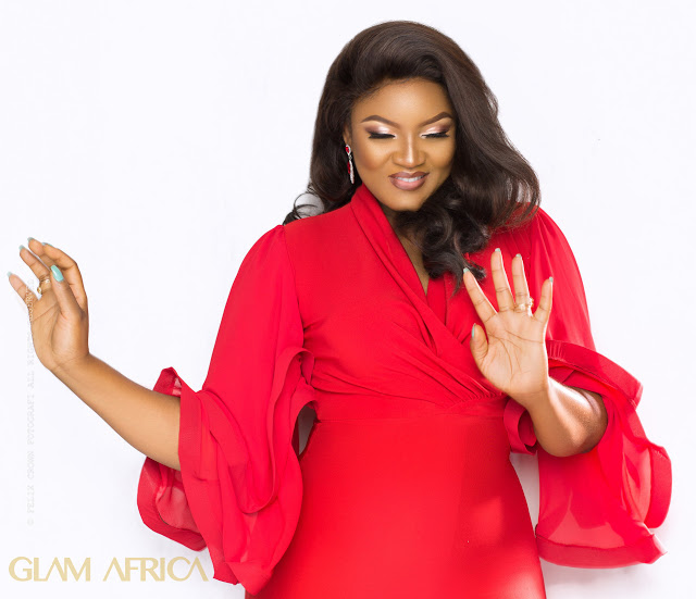 Omotola Jalade set to celebrate 40th birthday with 5-day event
