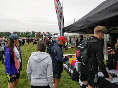 Race to the Stones - 100k in a day
