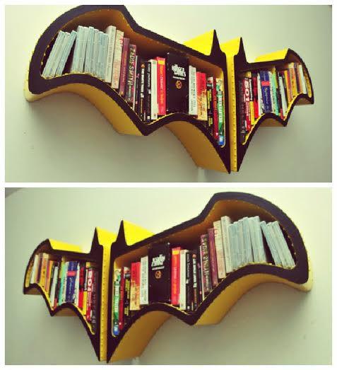 En İlginç Kitaplık Tasarımları
