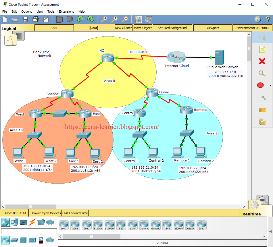 Lab 2 2 - Configure Layer 3 Switching and inter-VLAN Routing