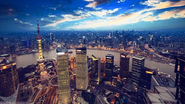 Şangay Shanghai Uçak Bileti