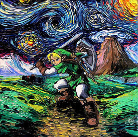 nintendo, legend of zelda