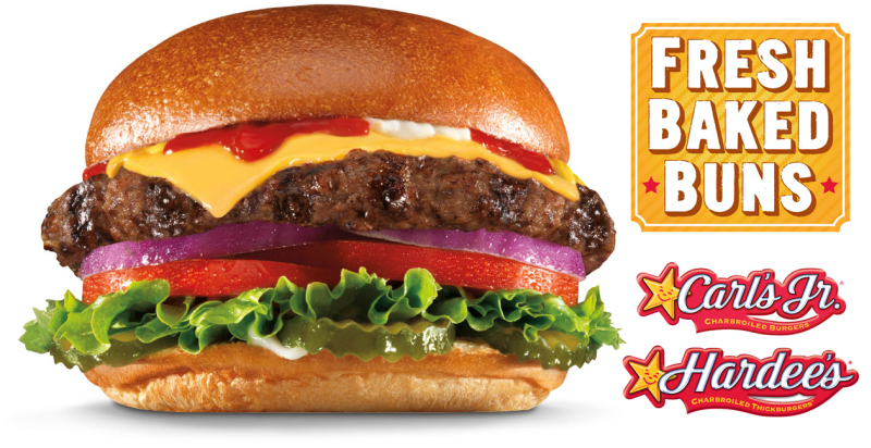 News: Carl's Jr. and Hardee's Promote New Buns with BOGO ...
