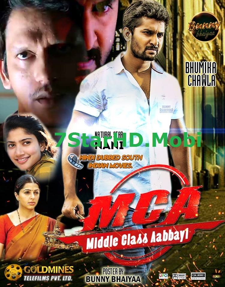MCA (Middle Class Abbayi) 2018 Hindi Official Trailer 2 720p HD Dwonload