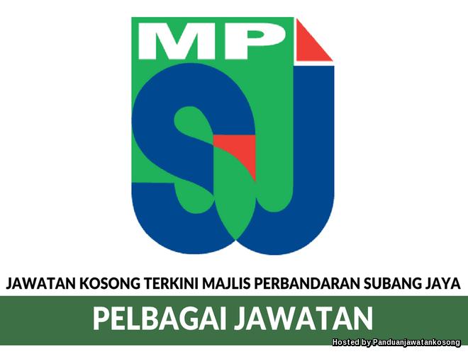 Iklan Jawatan Kosong Majlis Perbandaran Subang Jaya (15 Mei 2018)