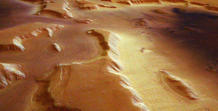 Astrobiologi studiano analogie tra Marte e il deserto di Atacama in Cile.