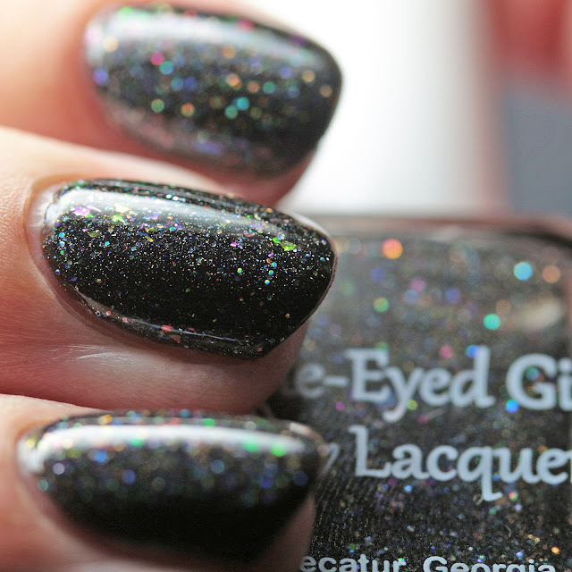Blue-Eyed Girl Lacquer Keep These Lights Up
