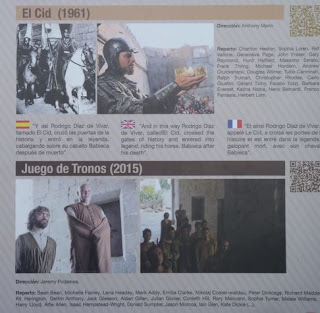 Panel de Peñíscola de Cine.
