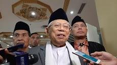 KH Ma'ruf Amin: Indonesia Negara Damai, Tak Boleh Gunakan Ayat Per4ng
