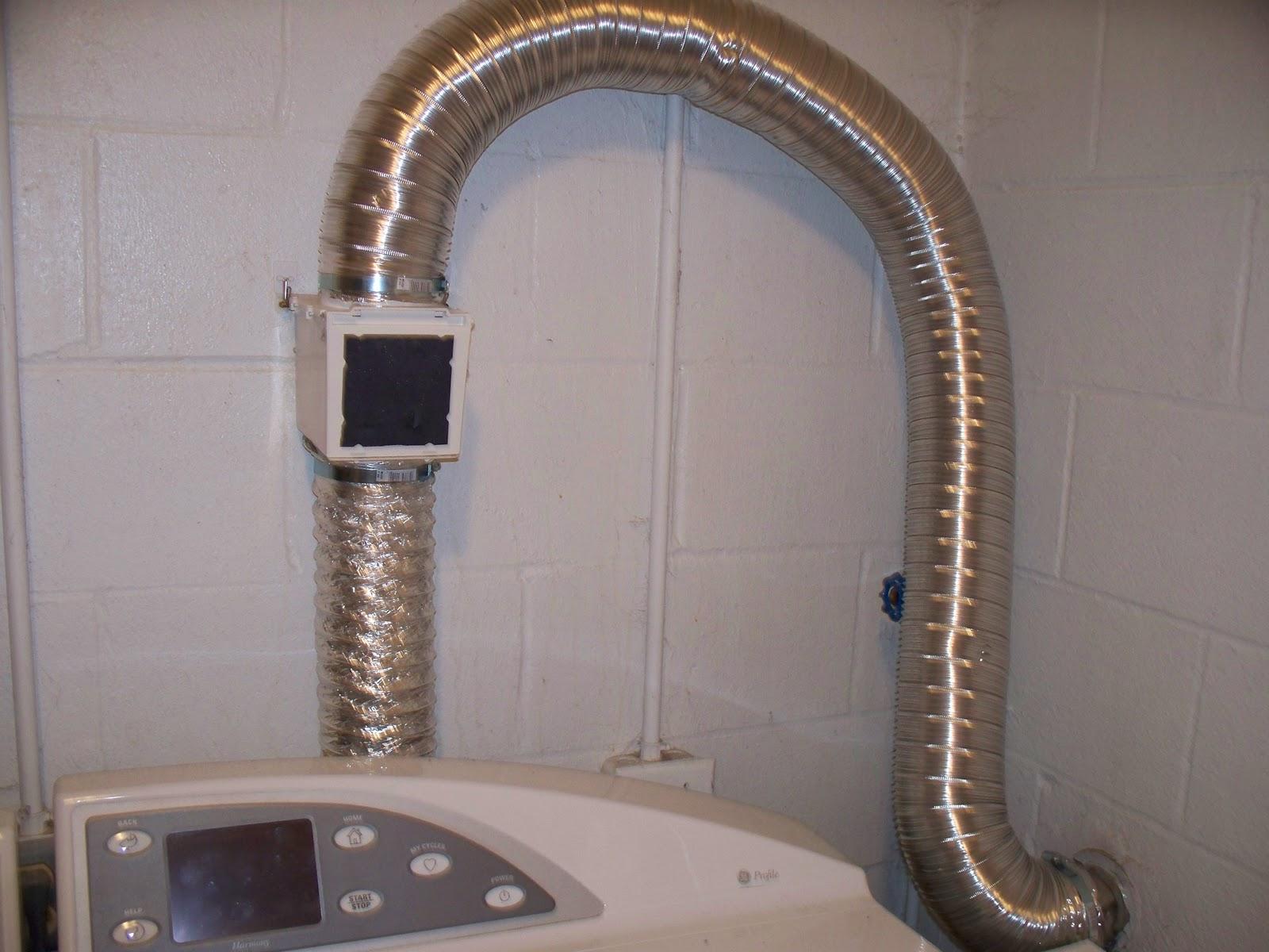 Recapture Your Dryer Heat