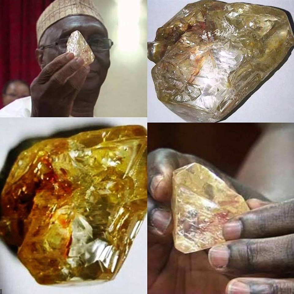 Permalink to 706 Carat Diamond Worth