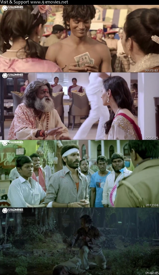 Anek 2016 Hindi Dubbed 720p HDRip