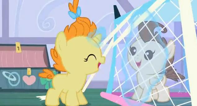 An Odyssey To Canterlot Baby Cakes
