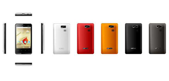 G'Five A79 Android Smartphone