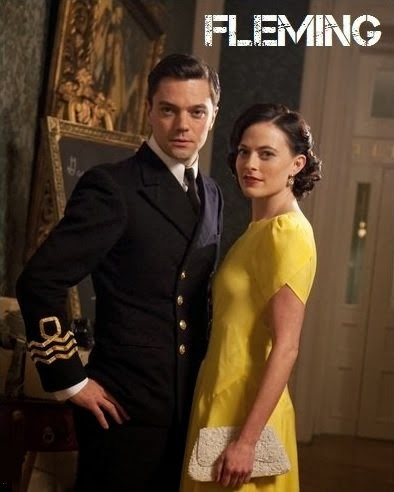 Fleming: The Man Who Would Be Bond (TV Mini-Series 2013) ταινιες online seires oipeirates greek subs