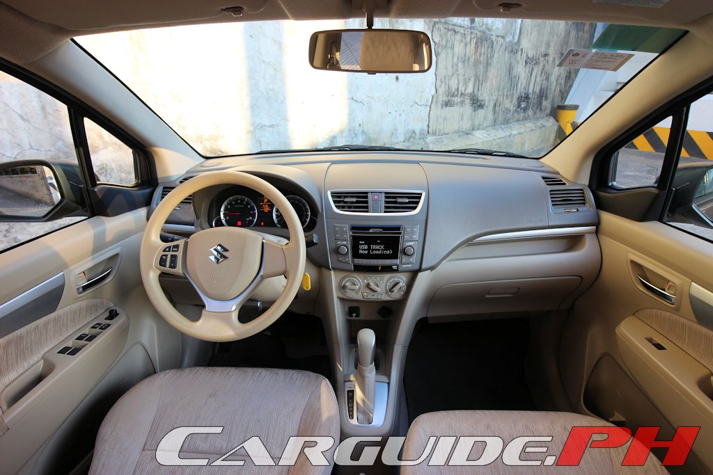review 2015 suzuki ertiga 1 4 glx a t philippine car news car reviews automotive features. Black Bedroom Furniture Sets. Home Design Ideas