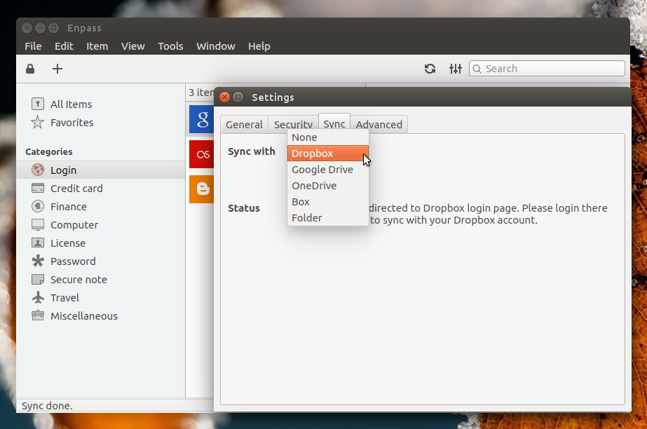 Enpass Password Manager Available For Linux ~ Web Upd8