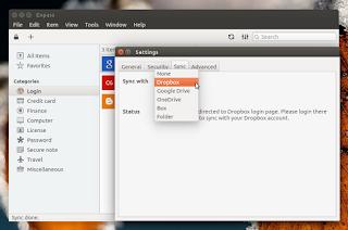 Enpass Linux