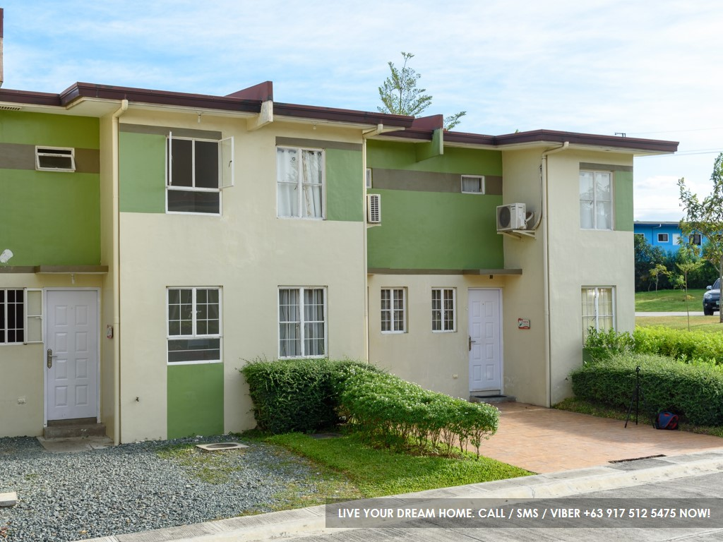 Portia House Model - Micara Estates House and Lot for Sale Tanza Cavite