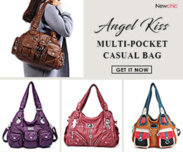 15% OFF Women Multi-pockets Bags