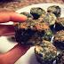 Receita de bolinho de brócolis