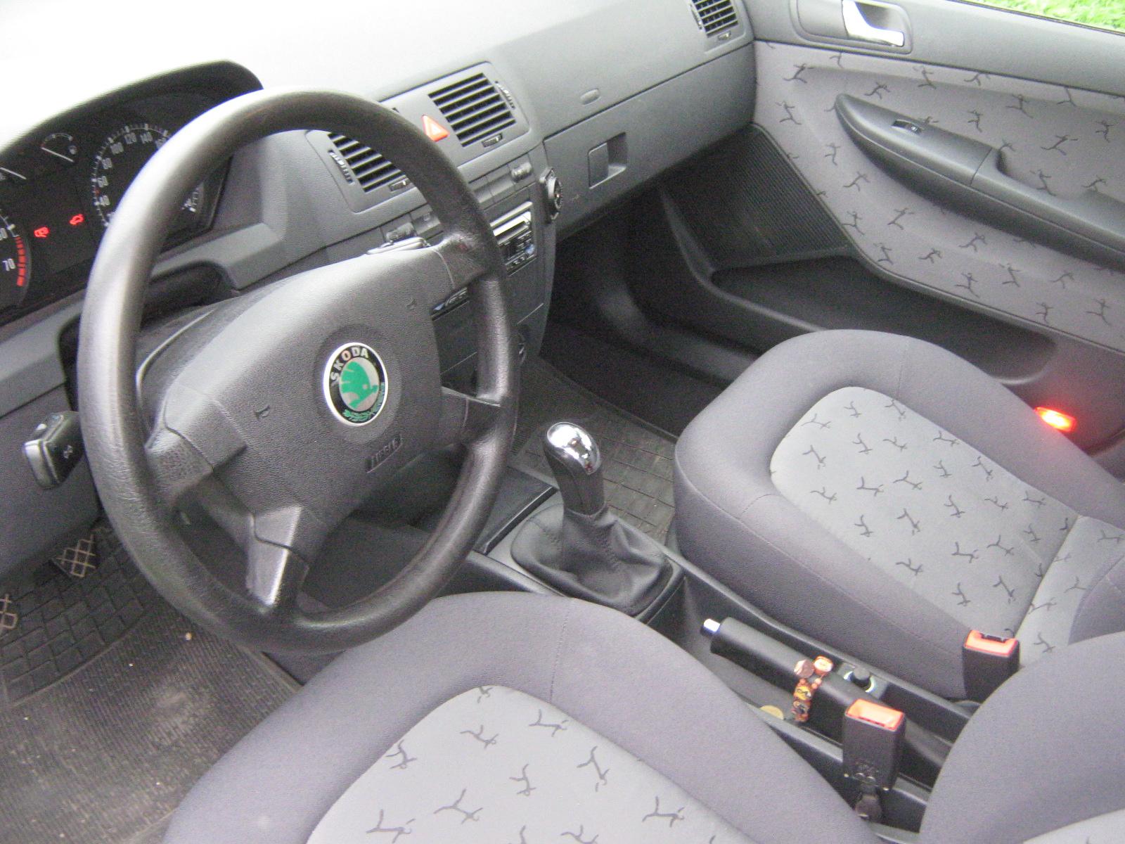 Auto Noi Si Second Hand Skoda Fabia Sedan