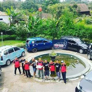Keseruan AXCI Chapter Bogor Mini Touring ke Villa Cisarua Puncak Bogor 08 Desember 2018