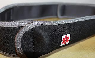 insulated insulin and epipen belt pouch waistpal