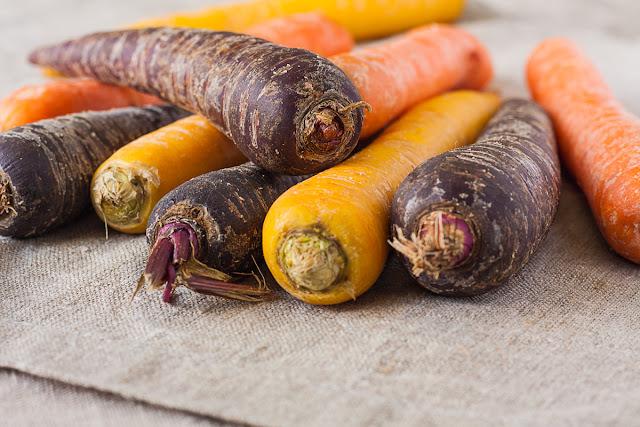 Raznobojna šargarepa
