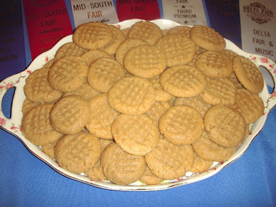 Margaret's Morsels | Award Winning Three Ingredient Peanut Butter Cookies