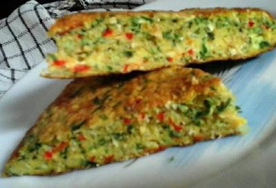 Resep dan Cara Memasak Telur Dadar ala Warung Padang